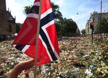Nórsko, Oslo, kvety