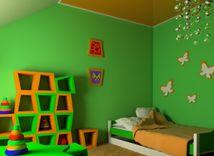 Detská izba pre školáka. Čo všetko by v nej nemalo chýbať?