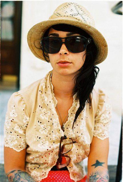 Blogerka Marika Majorová zachytáva v uliciach zaujímavé objekty - samozrejme, aj zaujímavo oblečené.