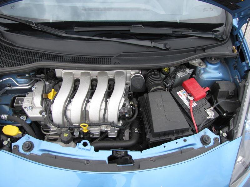 Tento agregát nájdete aj v Twingu RS.