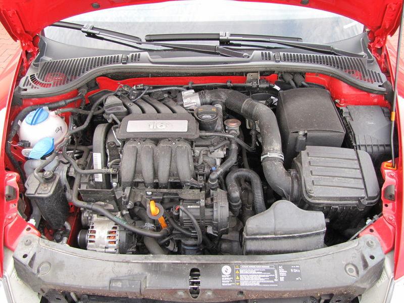 Двигатель шкоды октавия mpi