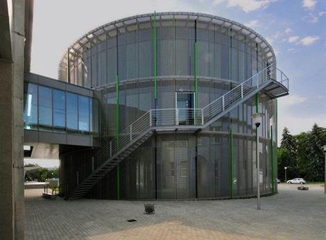 Stavba roka 2011 - Univerzitná knižnica Univerzity Konštantína Filozofa v Nitre, II. etapa, novostavba