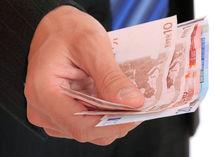 Euro, peniaze, mzda, plat