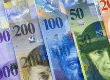 Švajčiarsky frank