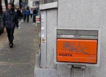 Pošta, poštová schránka