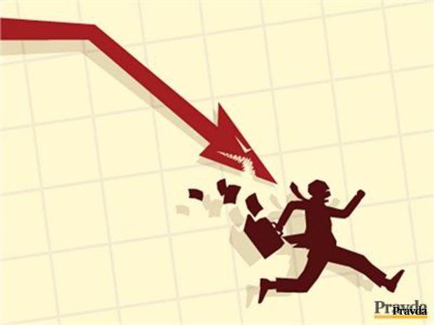 Graf, nezamestnanosť, manažér