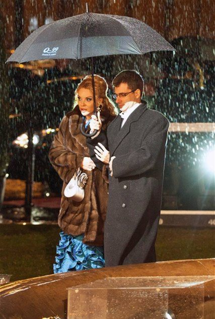 Herečka Zdena Studenková s partnerom Braňom Kostkom prichádzajú na 12. ročník Plesu v opere.