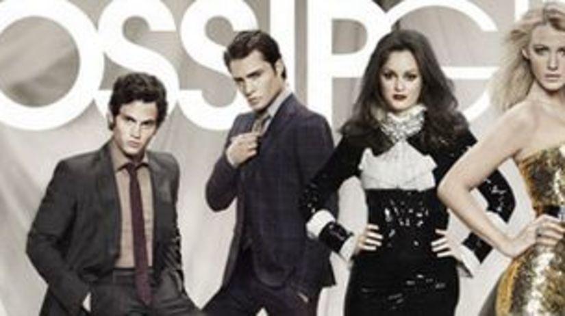 e82d8e4c2 Gossip Girl - už nie je nikomu nič sväté! - Romantické - O seriáloch ...