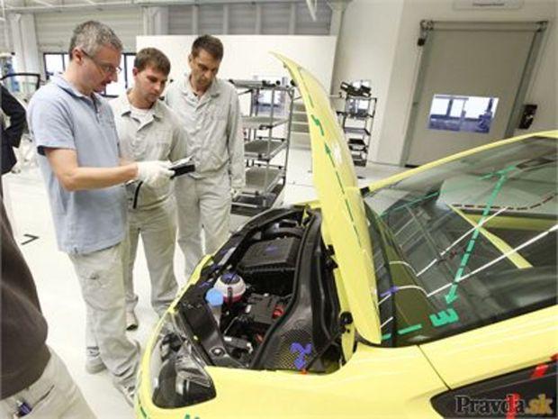 Volkswagen, VW, školiace stredisko
