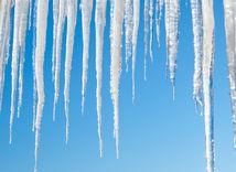 cencúľ, zima, mráz, ľad
