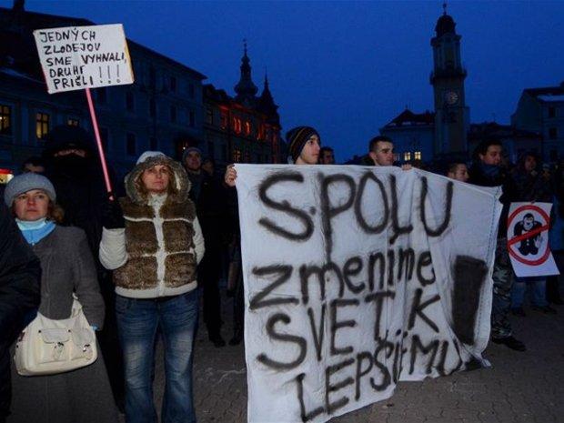 protest, Gorila