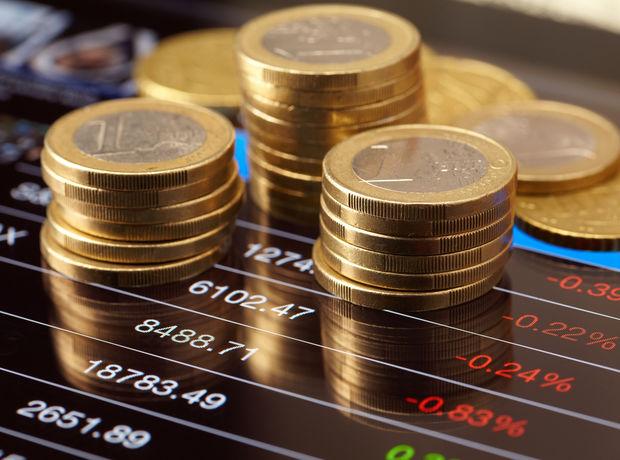 akcie, euro, investovanie, investor, investícia, úspory, kurz