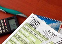 dane, daňové priznanie, tlačivo, tlačivá