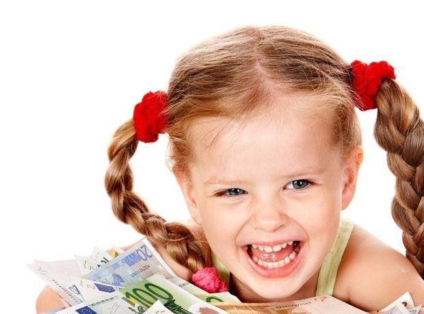 úrok, úroky, dieťa, rodičovský