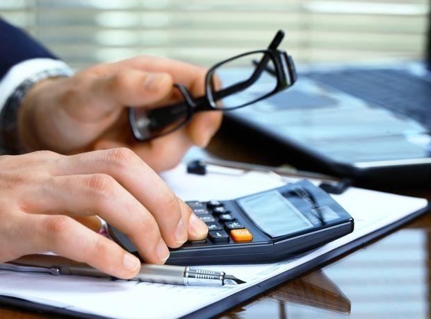 kalkulačka, dane, odvody