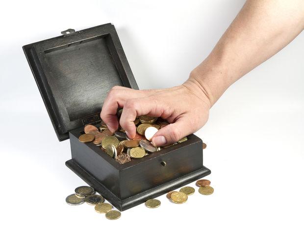 vklad, sporenie, výber, termínovaný