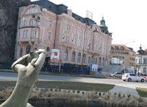 hotel Tatra v Trenčíne