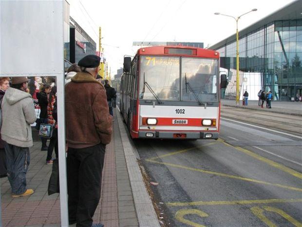Košice, MHD, trolejbus