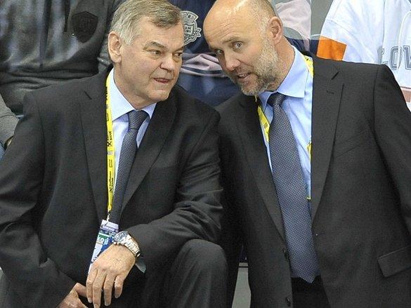 Vladimír Vůjtek a Jerguš Bača.