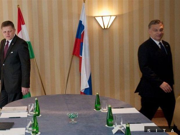 Fico, Orbán