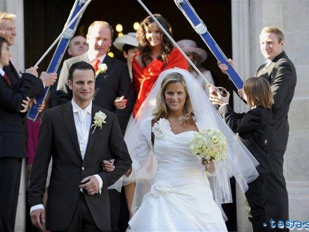 Zuzulová, svadba