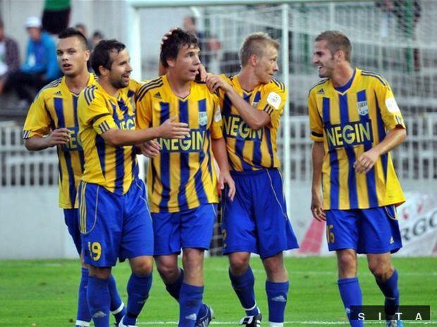 Dunajská Streda, futbalisti