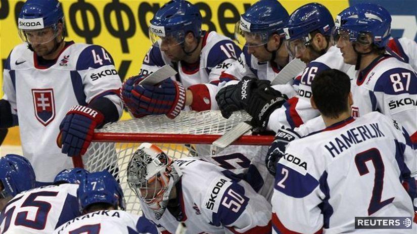 b7a8d5821d812 Hokejisti začnú sezónu v novembri proti Nemecku - Reprezentácia - Hokej -  Šport - Pravda.sk