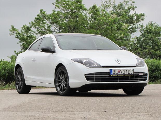 Renault Laguna Coupé po facelifte dvíha imidž celého modelového radu. Navyše je to spoľahlivé auto.