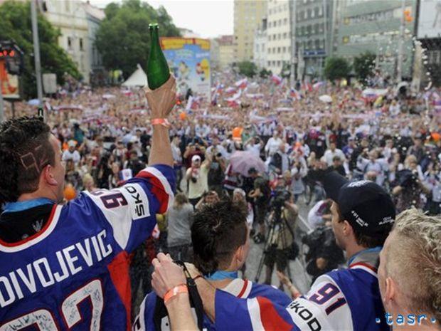 hokejisti Slovenska, návrat
