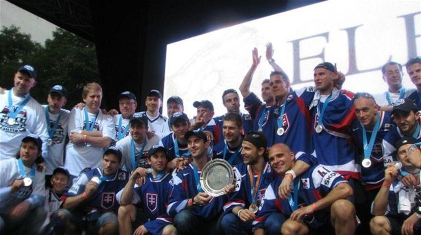 fc2e654d5 Sedem dôvodov, prečo sú Slováci strieborní - MS 2012 - Hokej - Šport -  Pravda.sk