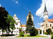 Levoča, Námestie Majstra Pavla