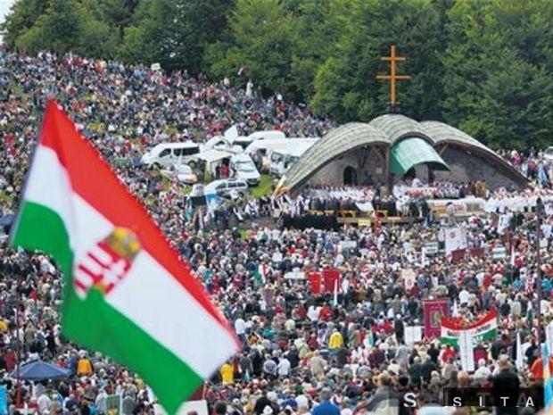 Maďari, Rumunsko