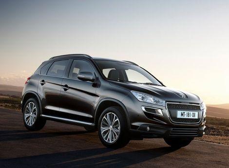Peugeot 4008: цена, технические характеристики, фото, Пежо ...