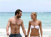 Michelle Hunziker, Tomaso Trussardi