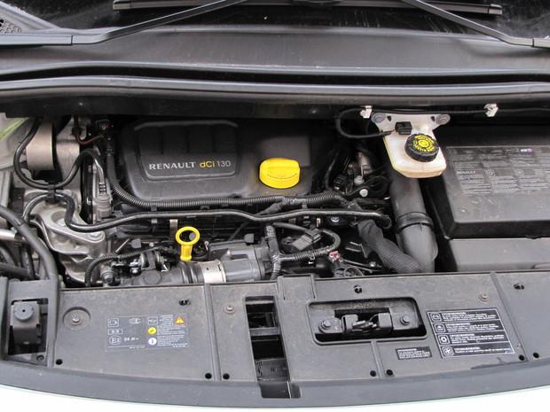 Motor 1.6 dCi je náhradou za rovnako výkonný štvorvalec 1.9 dCi.