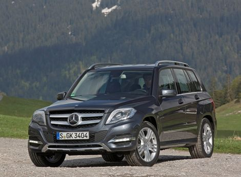 Mercedes-Benz GLK