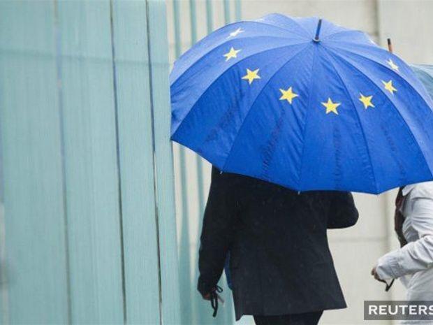 Európa, EÚ, eurozóna, vlajka