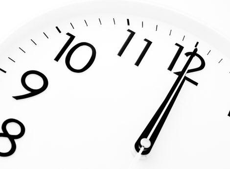 O polnoci sa k svetovému času pridala jedna sekunda