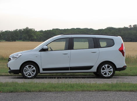 test dacia lodgy 1 5 dci rumunsk expres testy auto. Black Bedroom Furniture Sets. Home Design Ideas