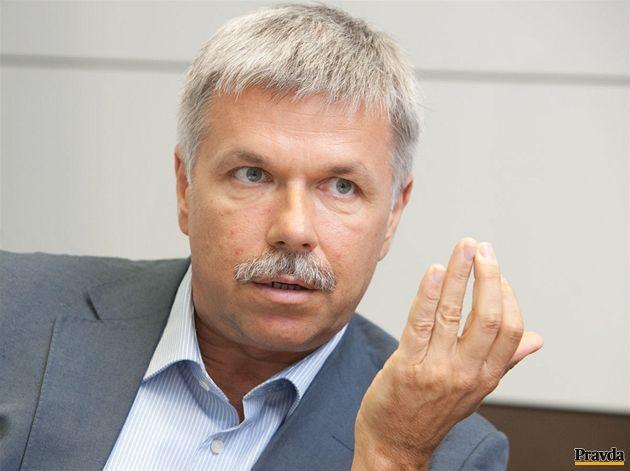 """Ivan Šramko: """"Je dobré, že limit dlhu verejnej správy a pravidlá sú prísne nastavené."""