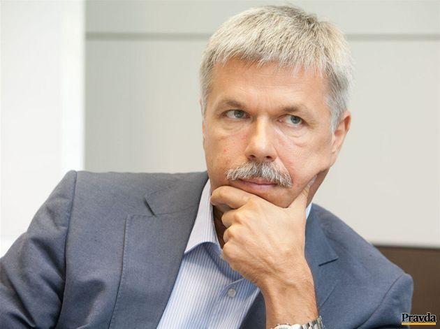 """Ivan Šramko: """"Prispejeme k tomu, že verejné financie budú pod nezávislou kontrolou."""