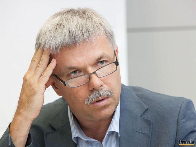 """Ivan Šramko: """"Už len spôsob, akým vznikla, zaručuje jej transparentnosť."""
