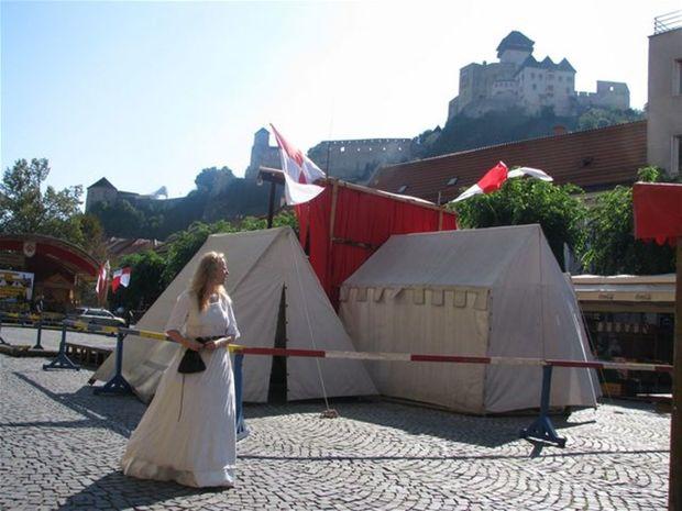 Trenčín, historické slávnosti