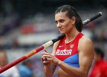Jelena Isinbajevová