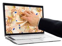 internet, banking, eshop, úver, nákup