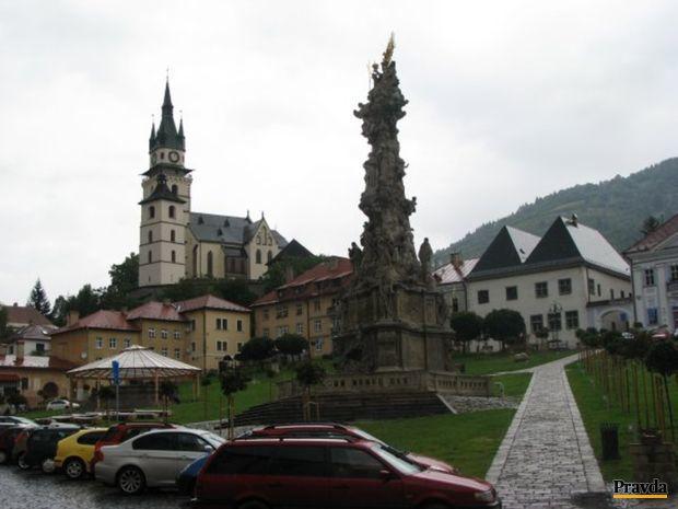 Zlaté mesto Kremnica láka množstvom zachovaných kultúrnych a technických pamiatok.