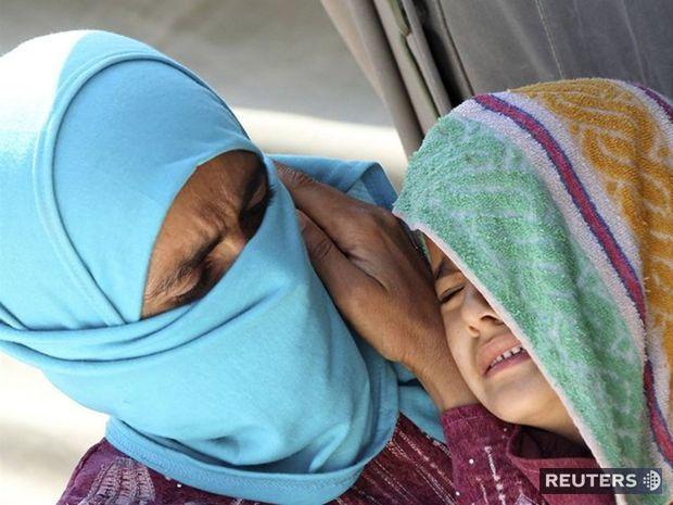 Sýria, utečenci