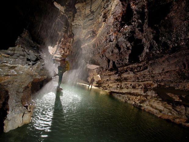 Jaskyňa Krubera-Voroňja
