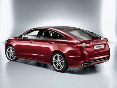 Ford Mondeo liftback