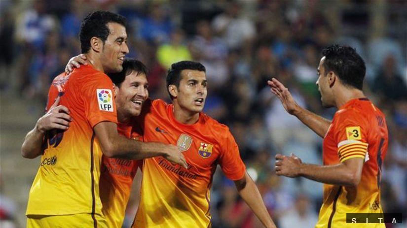 acd712cfefd3b Messi a spol. nezaváhali, Real opäť zlyhal. Mourinho: Nemám tím ...